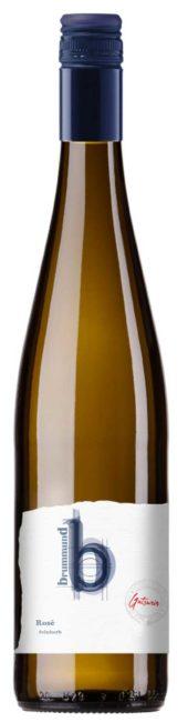 Weinflasche Rosé Weingut Brummund Rheinhessen