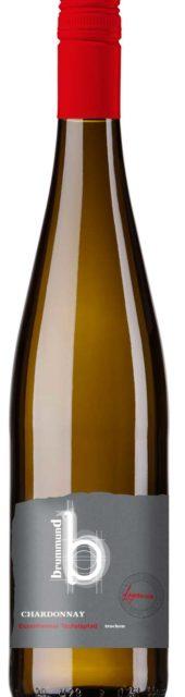 Weinflasche Weingut Brummund Lagenwein Chardonnay Essenheimer Teufelspfad