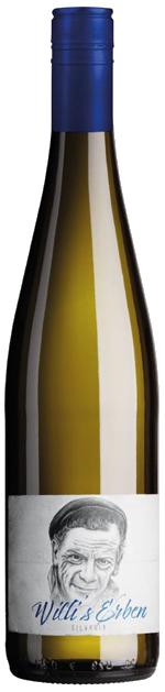 Weinflasche Willis Erben